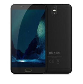 UHANS Max 2 4G Phablet 6.44 Inch Android 7.0 4GB RAM 64GB ROM 13MP+13MP Dual Cam 4300mAh Finger ID