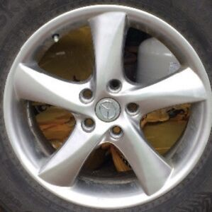 4 MAGS  114.3 jantes roues MAZDA 17 po