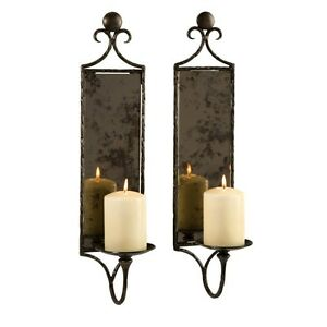 Antique French Candle Sconces in Antique Chandeliers, Fixtures and ...