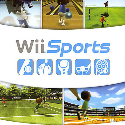 $18.79 - WII SPORTS Nintendo Wii Game
