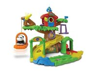 V tech Toot Toot animals playset