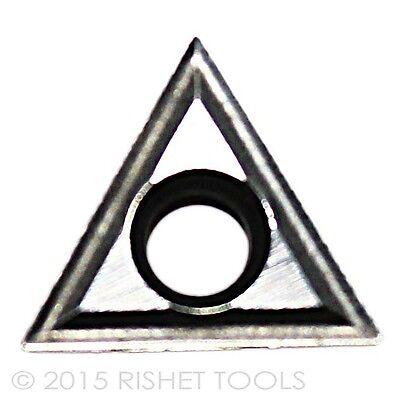 Rishet Tools Tt 321 C5 Uncoated Carbide Inserts 10 Pcs