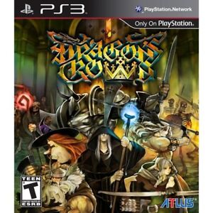 Brand NEW sealed Dragons Crown PS3 Playstation 3