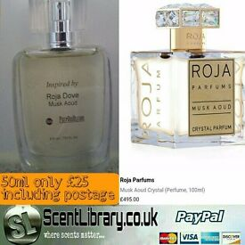 ROJA MUSK AOUD PERFUME SPRAY & OIL