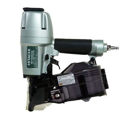 Hitachi Coil Siding Nailer Nv65ah2 Reconditioned