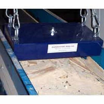 New Conveyor Magnet - 24 L Stainless Steel