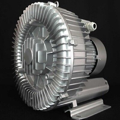 New Atlantic Blowers Regenerative Blower 3 Phase 1 Stage 6 Hp