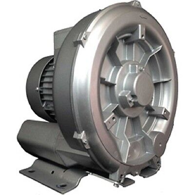 New Atlantic Blowers Regenerative Blower 1 Phase 1 Stage 0.5 Hp