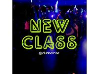 Clubbercise class at Netherhall School, Cambridge