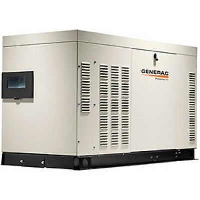 New Generac 22kw Single Phase Liquid Cooled Quietsource Generator Nglp