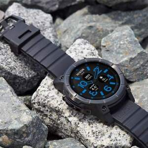 Nixon Mission SmartWatch! Costs $480! Sale or Trade!