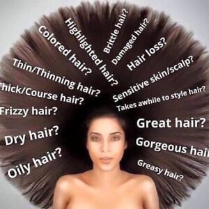Monat hair products !