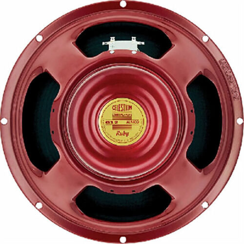 Celestion Ruby Alnico Guitar Speaker 8 ohm