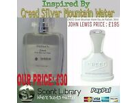 CREED SILVER MOUNTAIN PERFUME SPRAY HIGH QUALITY ALTERNATIVE