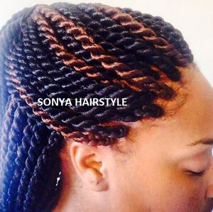 Sonya hairdresser coiffeuse africaine professionnelle