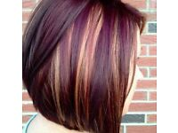 Quality Hairdressing Services by Experienced Stylist/Colour Tech