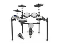 Gear4music WHD 517-DX pro mesh electronic drum kit