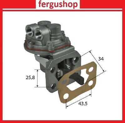 Dieselpumpe Perkins  A4.107 A4.108 Gehl 4600 MELROE E146 OWATONNA 445 Vermeer M4