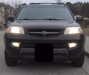 Acura MDX 2003 ETESTED