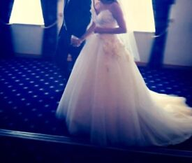 Veromia size 12 wedding dress