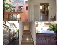 For sale appartment 968 ft² partially renovated in Accadia (Italy).
