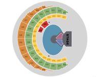 Justin Bieber tickets x1