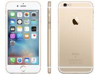 iPHONE 6S 64GB, UNLOCKED, SHOP RECEIPT & WARRANTY, GOLD