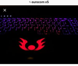 Eurocom X5 Gaming Laptop