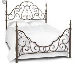 King Frame bed *Bombay Deauville