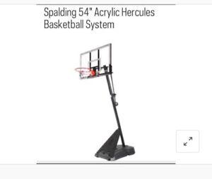 ISO Adjustable street basketball net