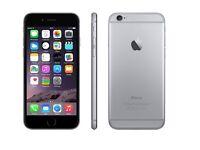 iPhone 6 128gb space grey
