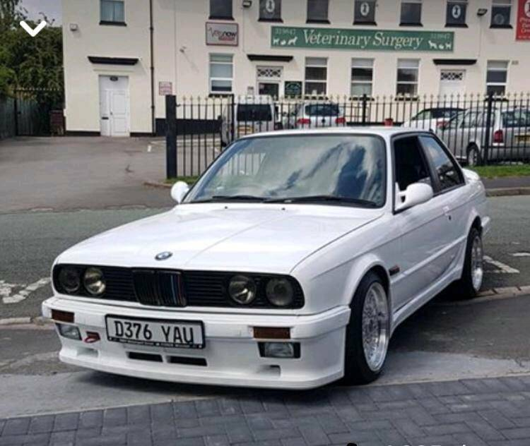 Bmw E30 325i Sport Original Mtech 1 Service History In Bromley London Gumtree