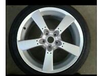 5X114 MAZDA RX8 ALLOY WHEEL