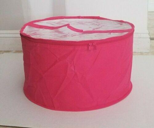 Large hat box Magenta