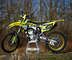 2015 Suzuki RMZ 250 **LOW HOURS**