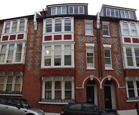 Burlington Street, Kemptown, Brighton. Two double Bedrooms