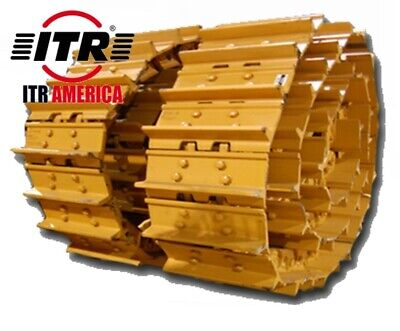 Sealed Lubricated Track Gps W 24 Pads X2 For Cat D6t