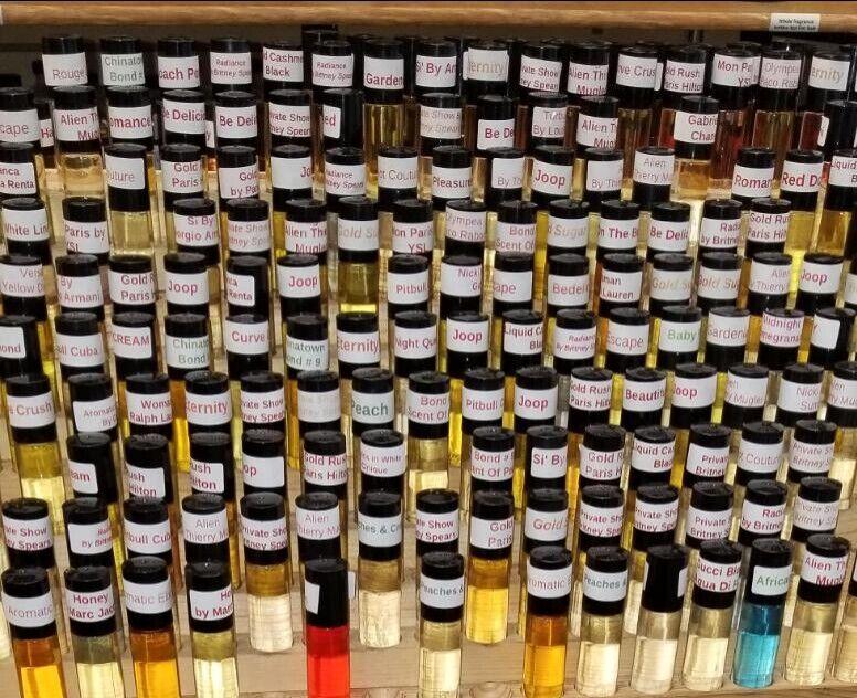 Perfume  Oil For Men*Women & Unisex* 100% Pure Body Oil Roll