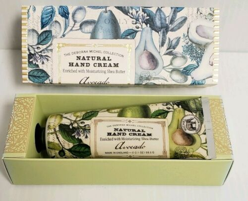 Michel Design Works Natural Hand Cream with Shea Butter, 2.1