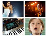 SINGING & PIANO TEACHER / LESSONS ( Saltdean, Brighton, Telscombe, Rottingdean, Hove )