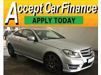 Mercedes-Benz C250 CDI AMG Sport Plus FROM £77 PER WEEK!