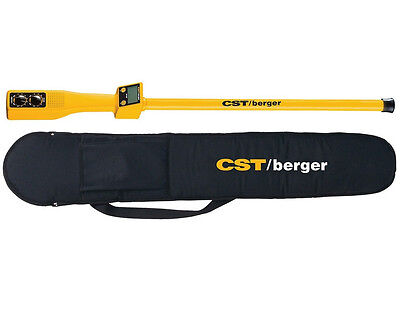 Cstberger Magna-trak 100 Magnetic Locator With Soft Case By Authorized Dealer