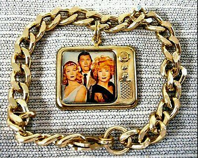 Bewitched Tv Charm Bracelet
