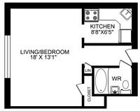 Looking for bachelor apartment month-to-month or 4 month max