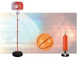 Adjustable Basketball Stand & Hoop Set (179CM X 37.5CM) - Ship accross Canada