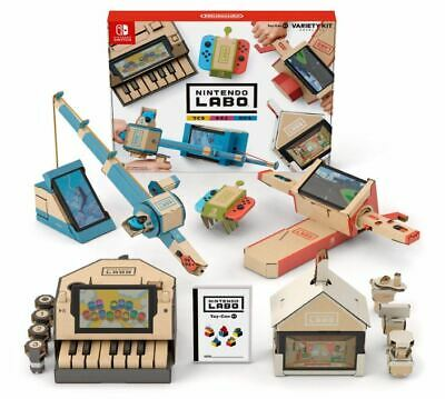 Labo Toy-Con 01: Variety Kit for Nintendo Switch