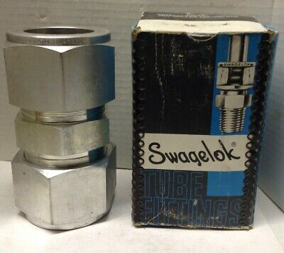 Swagelok S-3200-6 Hydraulic Swaging Unit Union 2 Tube X 2 Tube
