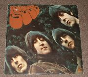 Beatles Rubber Soul UK