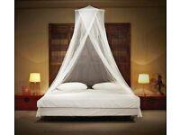 IKEA Mosquito net White curtain