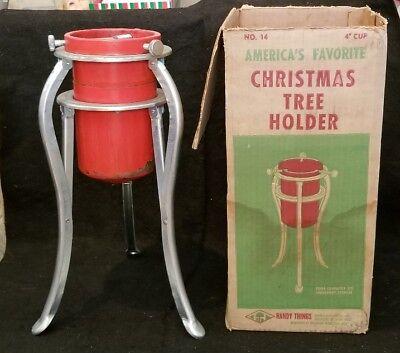 Handy Things Christmas Tree Holder No. 14.